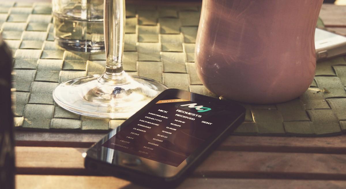 Mobiltilpasset nettside